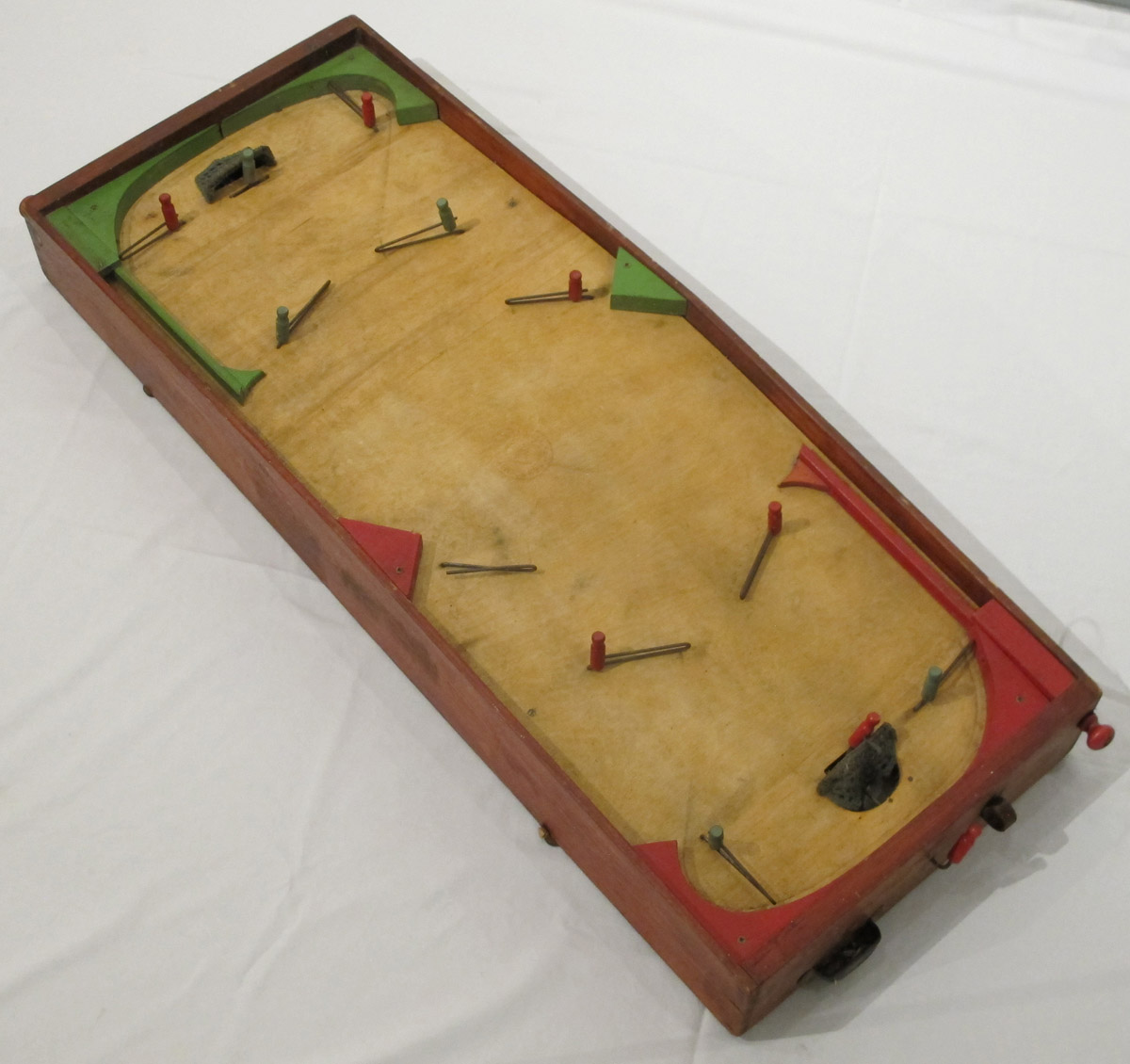Tabletop Hockey Game A Museum Called Manitoba